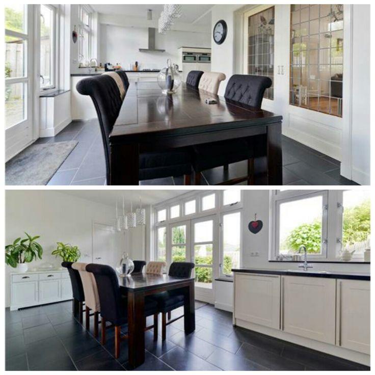 10 best te koop acacialaan 8 te leiderdorp luxe ruime jaren 39 30 woning in het oude dorp van - Moderne keuken in het oude huis ...