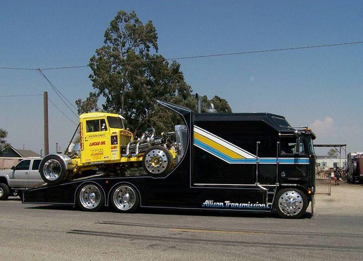 E Ed Ed C Cbc Ffb on Car Hauler Truck Beds