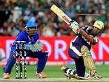 CRICKET SPORTS NEWS: Kolkata Knight Riders vs Rajasthan Royals