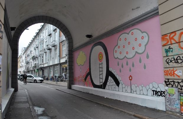 Salaperäisten ovien ja kulkureittien Kööpenhamina @ Asuntomessublogit