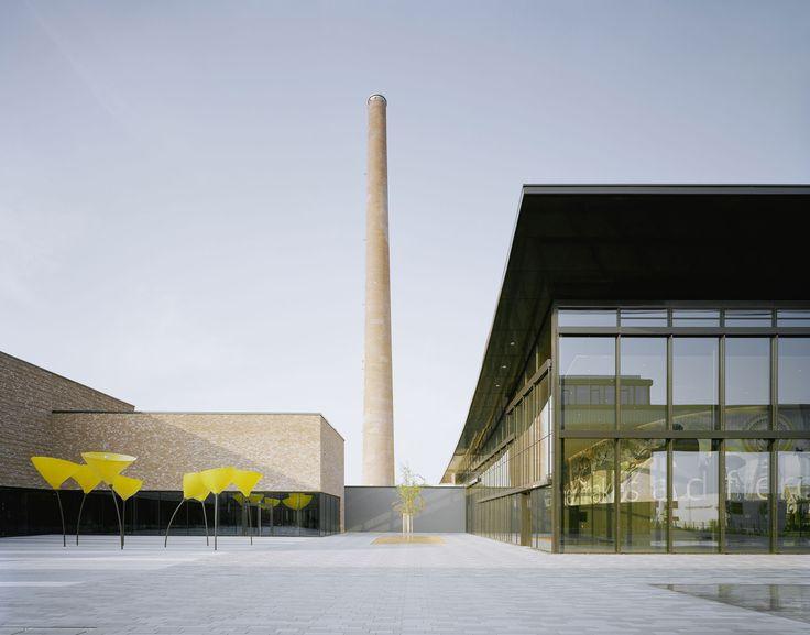 Kärcher in Winnenden, new building