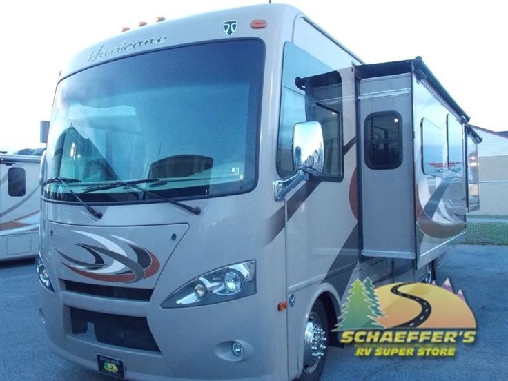 Used 2016 Thor Motor Coach Hurricane 31S Motor Home Class A at Tom Schaeffer's RV Superstore | Shoemakersville, PA | #11002A