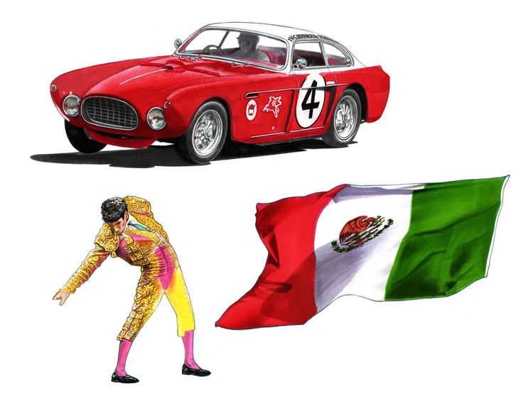 Chad Glass: June 2011  Carrera Panamericana