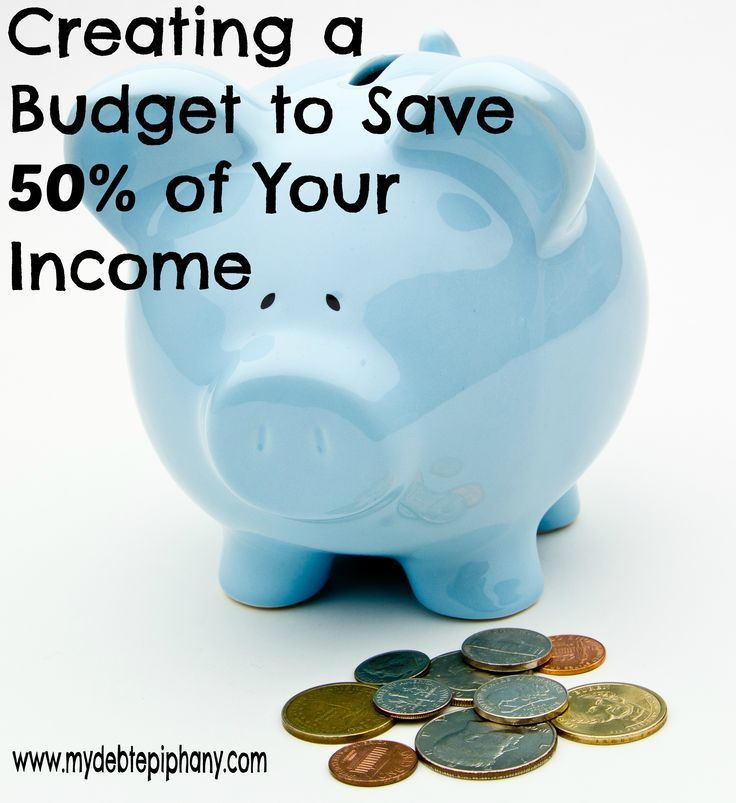 Check out details about how I'm able to save 50% of my take home income and how you can too!