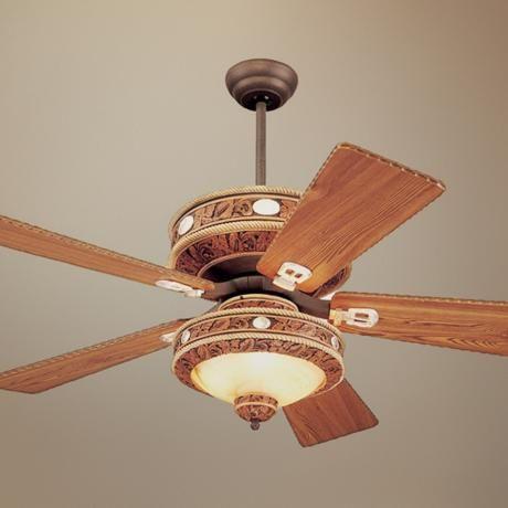 52 Quot Monte Carlo Durango Western Ceiling Fan 91099 91123