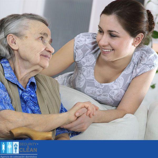 ¿Cómo elegir a la cuidadora de adultos mayores ideal en Security & Clean? 1-Debe tener la formación necesaria para desempeñarse en el puesto 2-Tener empatía con la persona a cuidar, vocación para trabajar con personas mayores 3-Respetuoso con las costumbres de la persona a su cargo