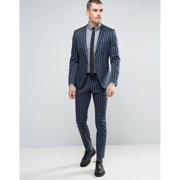 17 Best ideas about Mens Skinny Suits on Pinterest | Grooms and ...
