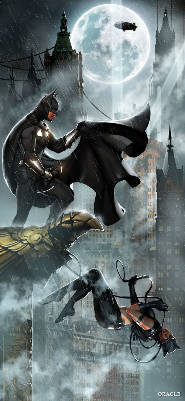Catch Me If You Can by Mystic-Oracle.deviantart.com on @deviantART