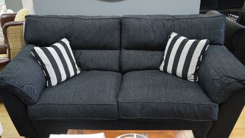 Collins and Hayes Merano Medium Sofa and Chair - Reduced from £3,699 to only £2,299!