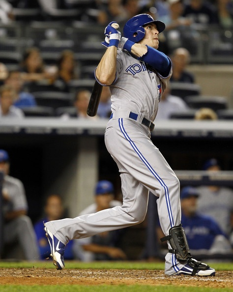 Colby Rasmus of the Toronto Blue Jays