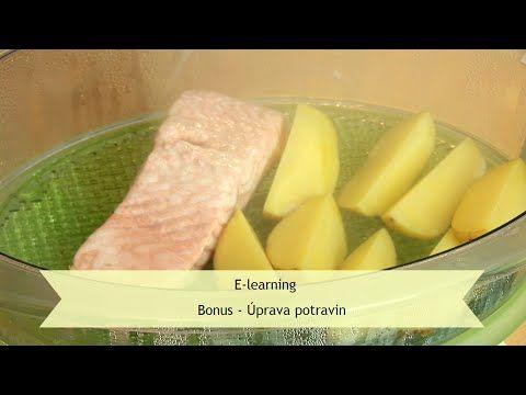 E-learning: Bonus - Úprava potravin