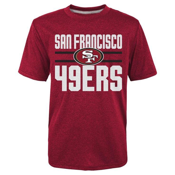 T-Shirt San Francisco 49ers Team Color XL,