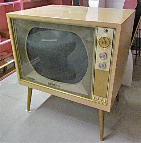 75 best Vintage TV's images on Pinterest | Vintage tv, Tv sets and ...