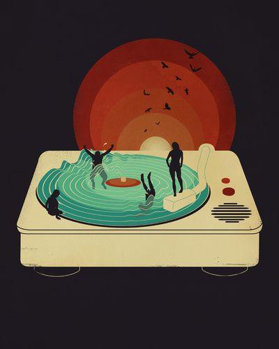Soundwaves by Jay Fleck