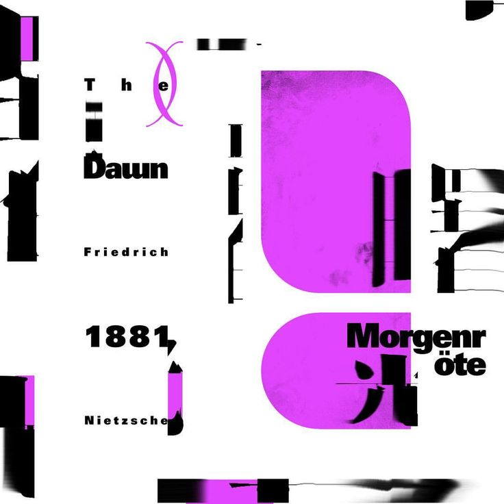 Noriaki. Miyazatoさん(@eyemagi)のInstagramアカウント: 「試作38 Friedrich Nietzsche Morgenröte フリードリヒ・ニーチェ 曙光 #poster #postereveryday #designeveryday…」