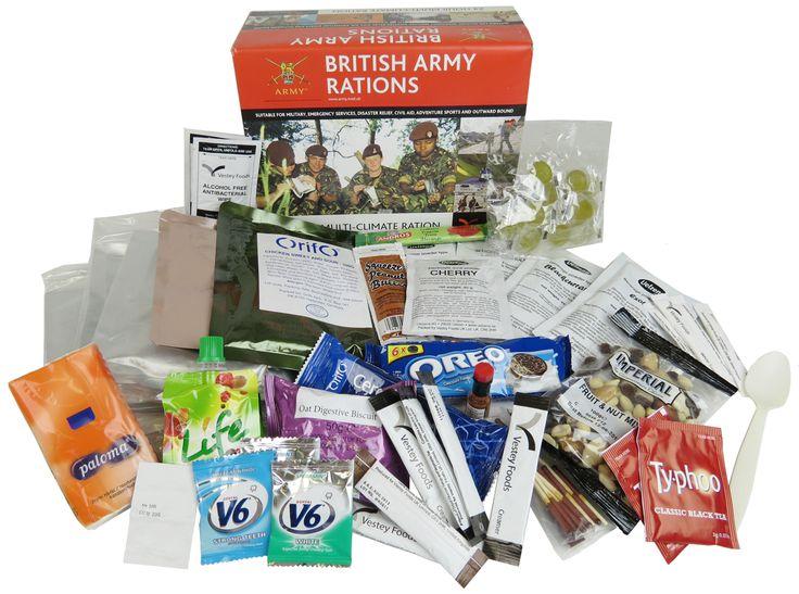army surplus store rat packs - Google Search
