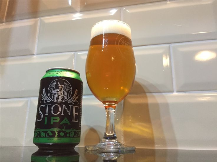 Stone IPA by Stone Brewing Co