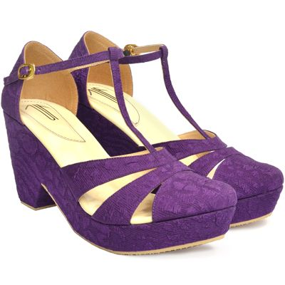 CANDY purple - UP | Shoes with passion + purpose