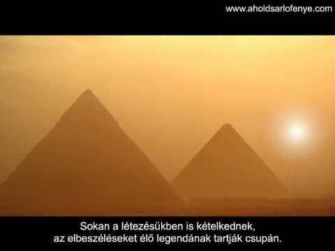 Robert Locksmith A holdsarló fénye című fantasy regényének Piramisföld nevű helyszínét bemutató videóanyag.