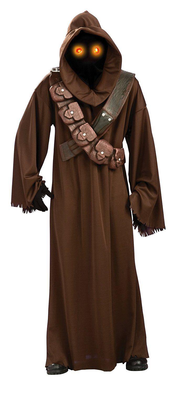 Amazon   スターウォーズ ジャワ コスチューム メンズ 対応身長165-175cm 889311   コスプレ・仮装 通販
