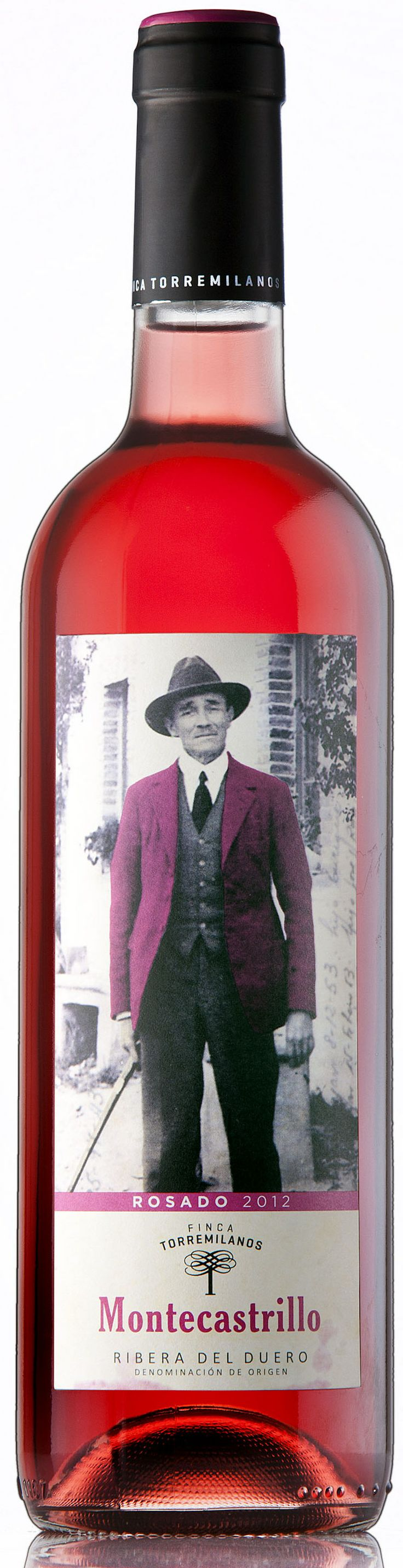 Finca Torremilanos Ribera del Duero Montecastrillo Rosado 2013—an exceptional organic 100% Tempranillo rosé from 20-year-old vines, featuring bold strawberry aroma, clean herbal notes and intriguing minerality; a steal at PLN 33 from Warsaw's El Catador