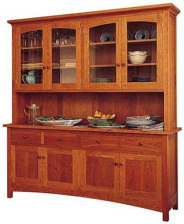 Cherry wood is so warm. Gorgeous!  Maybe one day........