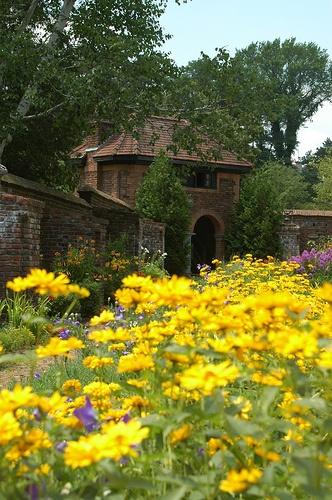 King's Garden at Fort TIconderoga, NY.