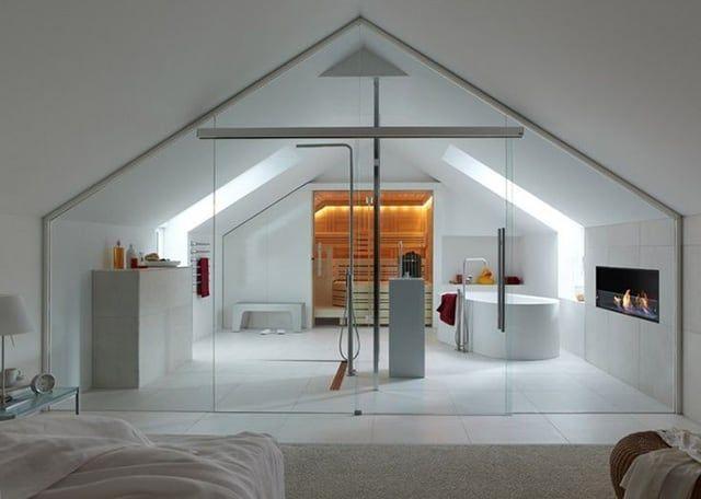 11 Creative Attic Storage Kingston Ideas In 2020 Luxury Loft Loft Spaces Small Attic Bathroom