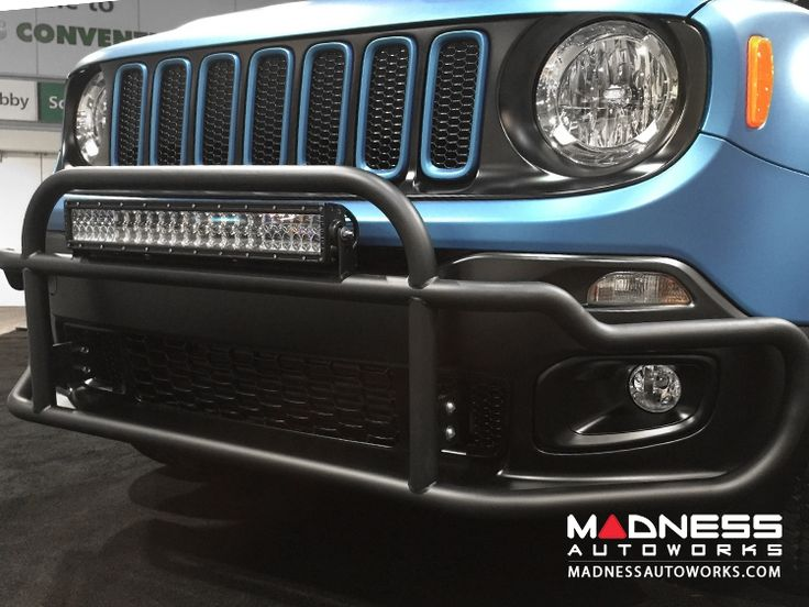 Jeep Renegade Front Bumper Bar by MADNESS