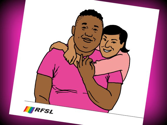Swedish LGBT Group Releases Graphic Sex Brochure for Asylum Seekers