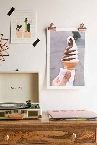 Debbie Carlos Ice Cream Art Print /