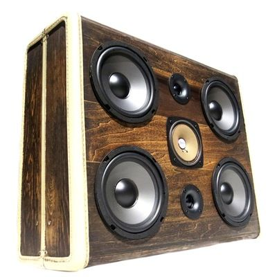 Best Vintage Speakers For Small Room