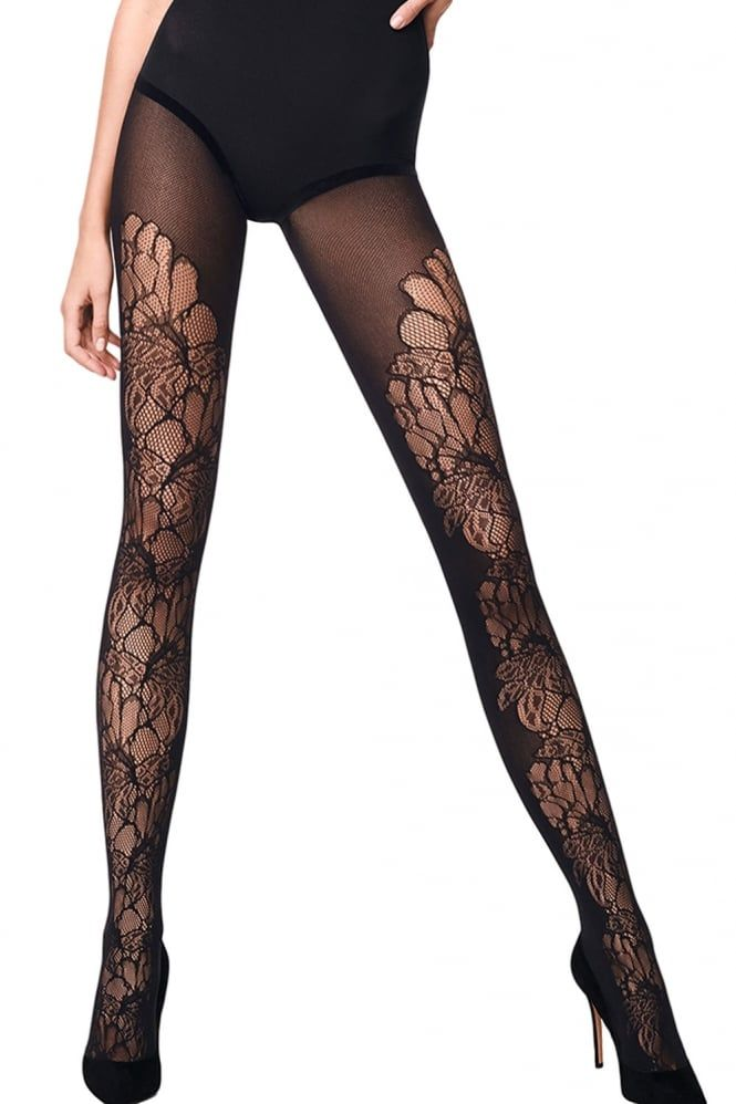 53f8ca15d Wolford Blossom Tights in 2019