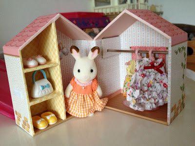 Sylvanian Семьи Членство в клубе обновления Дар Мята Шоколадный Заяц красоты коробка