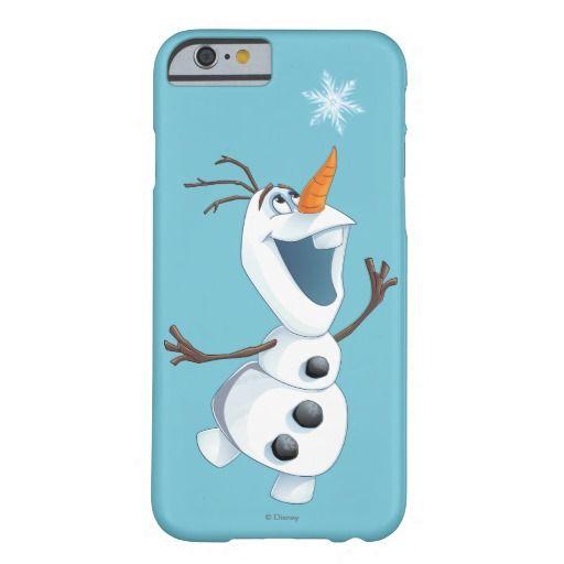 Olaf - Blizzard Buddy iphone 6 case