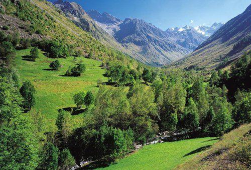 Le vallon de Navette (Valgaudemar)