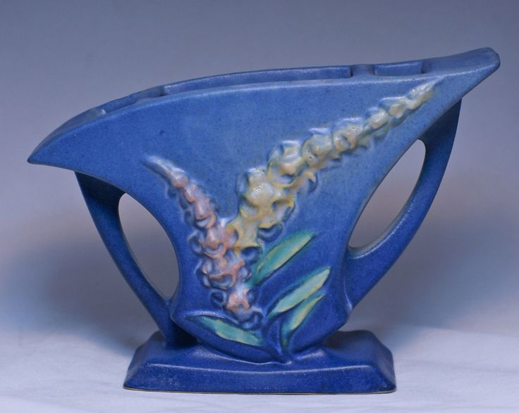 17 Best Images About Roseville Pottery On Pinterest Mixing Bowls Ruby Lane And Cookie Jars