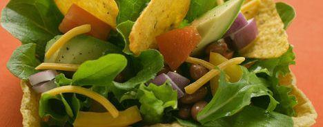 Insalata di avocado e arance
