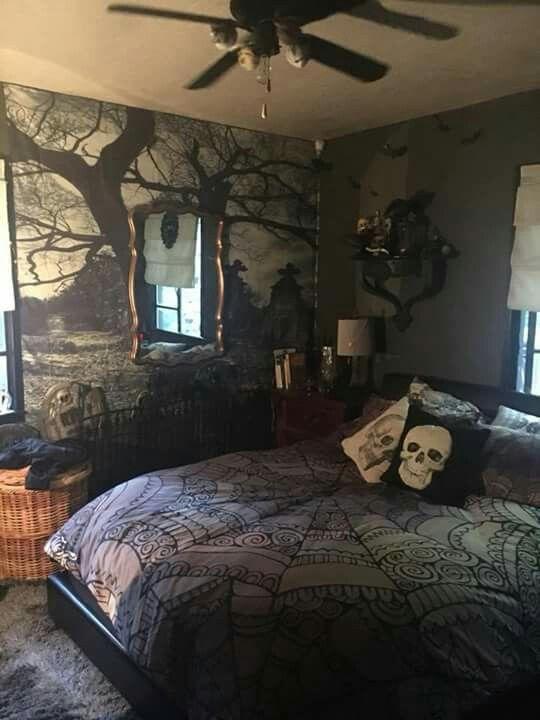 Pin By Amanda O Bannon On Bed Amp Bath Dreams Gothic