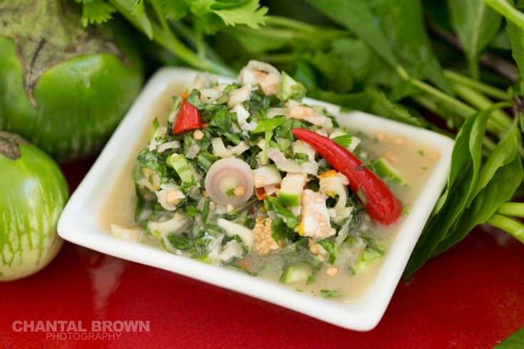 This is Cambodian prahok dipping sauce which is the staple of Khmer culture in Cambodia. By Chantal Brown Photography in Dallas, Texas.
