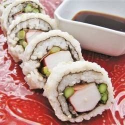 California Sushi Roll @ allrecipes.com.au