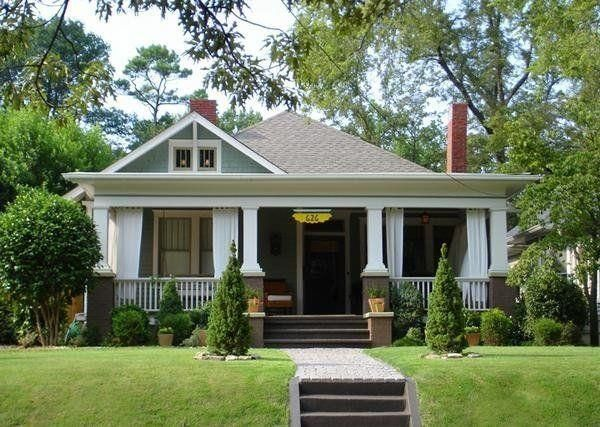 Atlanta Craftsman Homes Pinterest Atlanta
