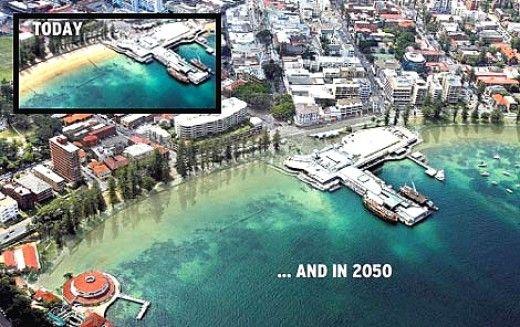 Sea level predictions are scary