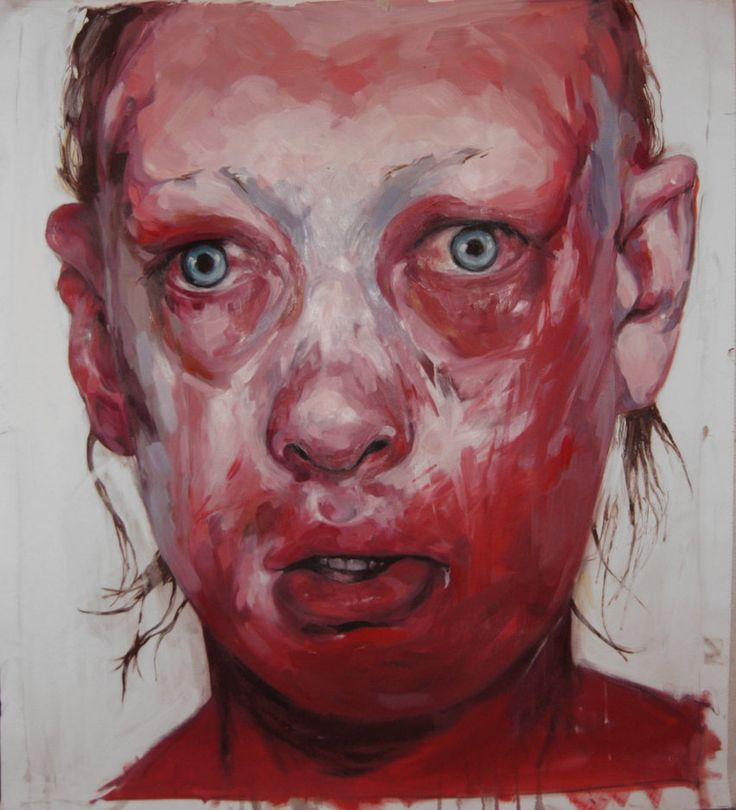 Jenny Saville (b1970 Cambridge, United Kingdom)