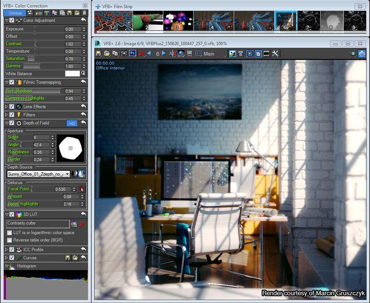 VFB+ (Virtual Frame Buffer)