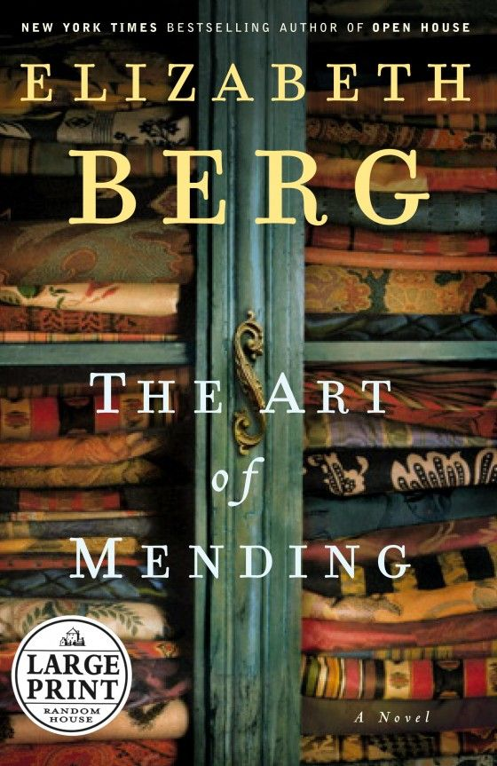"""""""The Art of Mending"""" It begins with the sudden revelation of astonishing secrets — secrets that have shaped the personalities and fates of three siblings, and now threaten to tear them apart. In renowned author Elizabeth Berg's moving new novel, unearthed truths force one seemingly ordinary family to reexamine their disparate lives and to ask themselves: Is it too late to mend the hurts of the past?"""