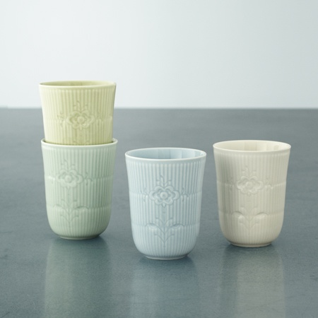 Royal Copenhagen cups