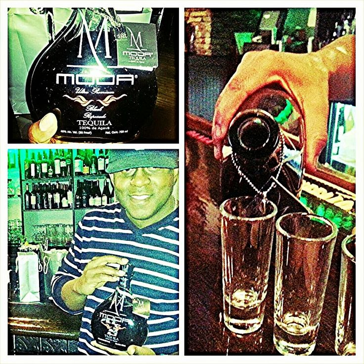 Superstar DJ ROS & MODA Tequila