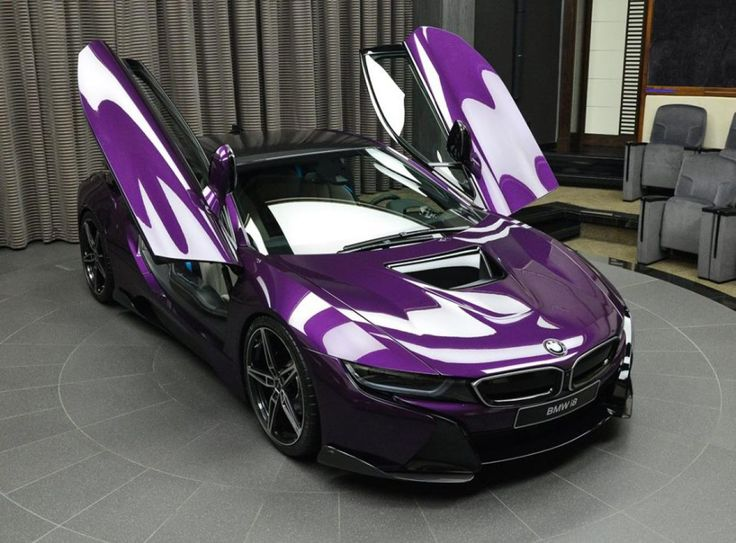 Twilight Purple Bmw I8 Bmw Bmw I8 Bmw Bmw Cars