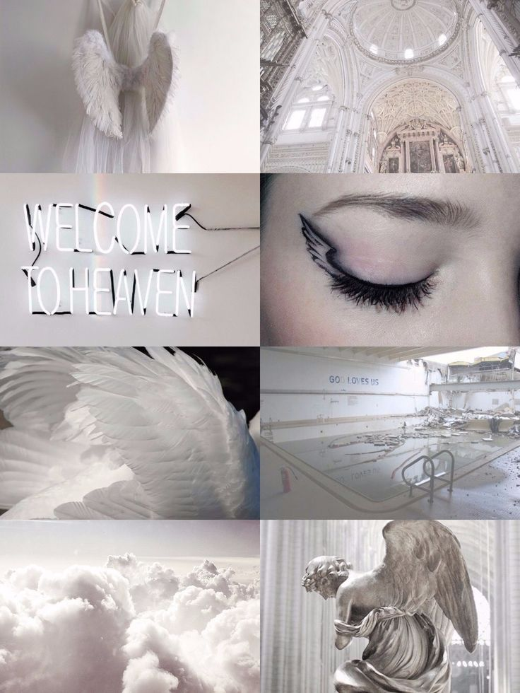 Mythical Creatures: Angels